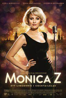 Monica Z (2013) | autobiographical movie about Monica Zetterlund \ starring Edda Magnason