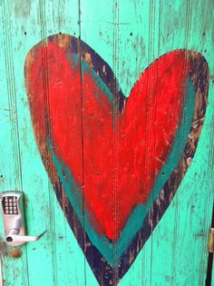 deep red and turquoise Red And Teal, Red Turquoise, Aqua, Heart Day, I Love Heart, Valentine Crafts, Be My Valentine, Inspiration Artistique, Heart In Nature
