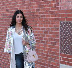Embellished Kimono  + Chloe Drew  - Festival style