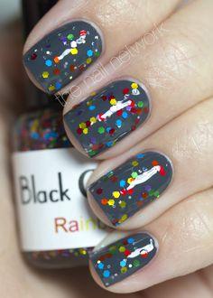 Black Cat Lacquer - Rainbow Brite