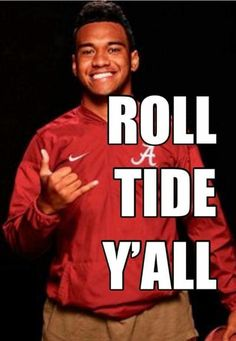 Tua was amazing against LSU on but I never thought he would have any trouble, Roll Tide! Tua was amazing against LSU on but I never thought he would have any trouble, Roll Tide! Roll Tide Football, Alabama Football Team, Sec Football, Crimson Tide Football, Ohio State Football, University Of Alabama, Alabama Crimson Tide, Lsu, Roll Tide Alabama