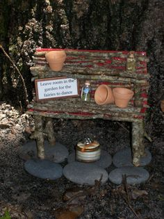 The Pineapple Room: Fairy Furniture