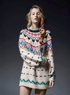 42 Women Sweaters To Look Cool outfit fashion casualoutfit fashiontrends Knit Fashion, Cute Fashion, Modest Fashion, Fashion Outfits, Knitwear Fashion, Stylish Outfits, Cute Outfits, Moda Crochet, Elegant Outfit