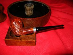 Vintage Estate Pipe Nob Hill Imported Briar  NEVER by OsanyinPipes, $15.00