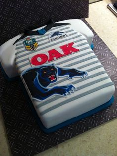 Cake Art Design Penrith : Old v New: what do you think of the new Penrith Panthers ...