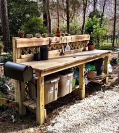 Awesome Work Bench.