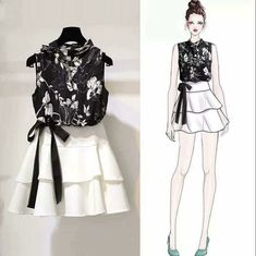 Trendy party look fashion style 38 Ideas Asian Fashion, Look Fashion, Trendy Fashion, Girl Fashion, Womens Fashion, Romantic Fashion, Fashion Ideas, Trendy Style, Fashion Trends