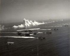 U.S. Navy manuevers by D. Sheley, via Flickr