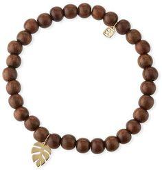 Wood Bracelet, Heart Bracelet, Bracelets, Diamond Flower, Sydney Evan, Flower Bracelet, Gold Logo, Cultured Pearls, Gold Hardware