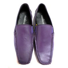 Men's Loafers Plum, $75, now featured on Fab.