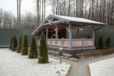 Место беседки в ландшафтном дизайне: 30 идей, достойных реализации — Мой милый дом