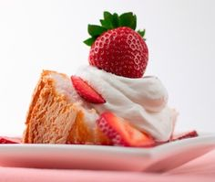 Easy Strawberry Shortcake Recipe:  This is the quick version of the recipe, using store-bought cake — or biscuits for a more traditional take.