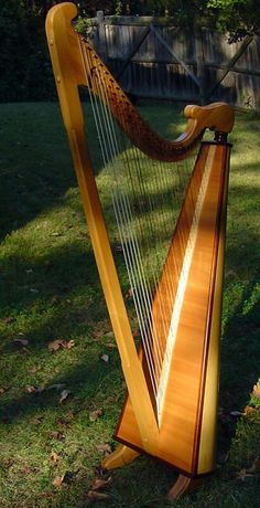 harps from the celts provided music in Wales and environs