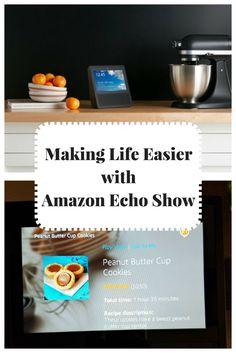 Amazon Alexa Commands, Amazon Shows, Amazon Hacks, Sweet Peanuts, Alexa Echo, Making Life Easier, Peanut Butter Cups, Amazon Echo, Housewife