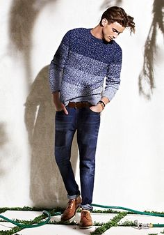 Love this sweater...would also love to see it with black jeans!