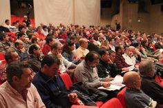 Carlos Romero denuncia los altos niveles de desigualdad que provocan las políticas de ajuste del Gobierno: http://mcaugt.org/noticia.php?cn=22178  El secretario general de MCA-UGT, que intervino en el acto de apertura de las Jornadas de Acción Sindical y Negociación Colectiva de MCA-UGT Madrid, insiste en que la recuperación está lejos y centra los objetivos de la negociación colectiva en conseguir empleo de calidad y en recuperar el poder adquisitivo de los salarios.