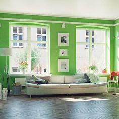verde petrolio - abbinare i colori delle pareti in un soggiorno ... - Soggiorno Living Significato