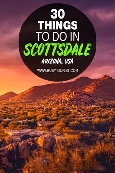 Wondering what to do in Scottsdale, Arizona? This travel guide will show you the top attractions, best activities, places to visit & fun things to do in Scottsdale, AZ. Start planning your itinerary & bucket list now. #scottsdale #arizona #usatravel #usatrip #usaroadtrip #ustraveldestinations #ustravel #travelusa #americatravel #travelamerica #ThingsToDoInScottsdale Arizona City, Arizona Road Trip, Arizona Travel, Usa Travel Guide, Travel Usa, Travel Guides, Canada Travel, Travel Tips, Southwest Usa
