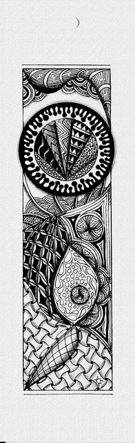 Recent Zentangle bookmark. Playing with somewhat more fluid styling.      Social Bookmarking from Crork, Get Top 10 Google in 3 Days Just for 12$