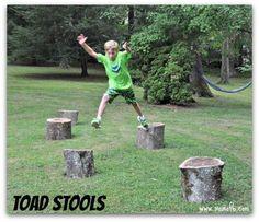 43 Best Build a child's parkour course images | Backyard ...