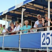 Having fun at the Alabama Cruises Grand Opening! #RibbonCuttings in #OrangeBeach