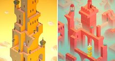 Monument Valley: un bellissimo puzzle game per iOS | Mai Dire Link
