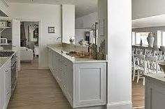 how to open up a galley kitchen - Google Search