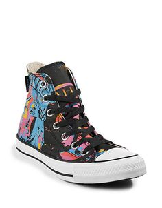 0a602c29e83b Converse Chuck Taylor All Star Hi Andy Warhol Trainers Sneakers Sz ...