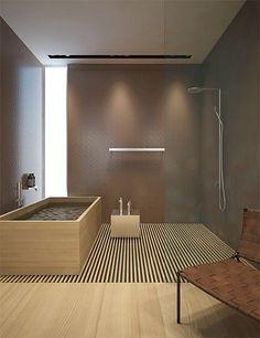 Modern bathroom inspiration http://bycocoon.com | bathroom design products | sturdy stainless steel bathroom taps | renovations | interior design | villa design | hotel design | Dutch Designer Brand COCOON