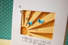 My Paper Secret: Wishing You Lots of Happy