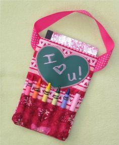 Valentine's Day Bag    http://www.sewingforsarah.webs.com/5x7valentinebag.htm