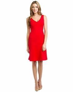 Some of you have to get in on this: Anne Klein Poppy Sleeveless Dress rue la la