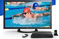 Bose Reinventa o Ecrã de Televisão… Pela Segunda Vez - A apresentação da Bose VideoWave II deixou-me de boca aberta. Não pelo ecrã mas sim pelo som e comando - o som...