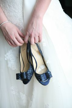 Blue glitter wedding shoes - Blue and Lavender Vintage A La Carte Pavilion Wedding – Victor's Photojournalism