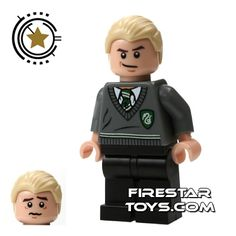 LEGO Harry Potter Minifigure - Draco Malfoy