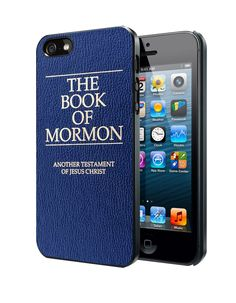 The Book of Mormon Samsung Galaxy S3/ S4 case, iPhone 4/4S / 5/ 5s/ 5c case, iPod Touch 4 / 5 case