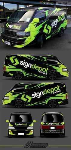 Wrap design by Richard Andersen https://ragraphics.carbonmade.com/