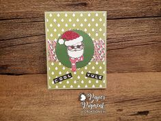 Stampin up Jolly Friends