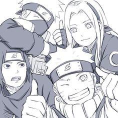 Kakashi and Team 7