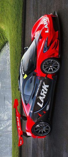 (°!°) McLaren P1 GTR in Lark Livery