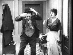 O ENGANO (His Trysting Place) - (1914) - Charles Chaplin  20:45