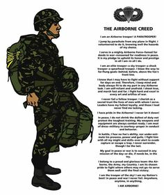 Airborne Army, Airborne Ranger, 82nd Airborne Division, Military Ranks, Military Life, Military Service, Military Quotes, Military Humor, Army Mom