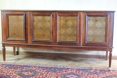 Mid Century Imbuia Sideboard