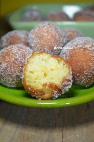 Questa ricetta di Castagnole proviene dal corso di pasticceriache ho frequentato lo scorso anno. La loro particolarità consiste ...