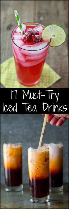 Because It's National Iced Tea Day