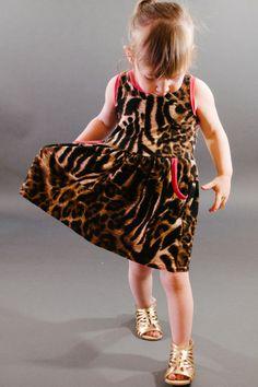 Soleil Dress pattern $10