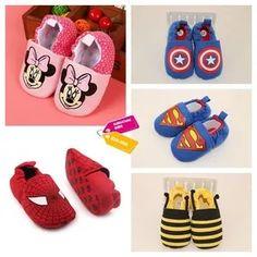 Zapatos Bebe Antideslizante Babuchas Niño Niña Superheroes Baby Shoes, Kids, Clothes, Fashion, Zapatos, Bebe, Young Children, Outfits, Moda