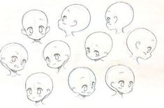 baby drawing Ideas for baby face drawing animation Manga Drawing Tutorials, Art Tutorials, Drawing Ideas, Art Reference Poses, Drawing Reference, Baby Face Drawing, Art Sketches, Art Drawings, Chibi Body