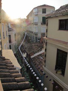 Il mio amore è nata a Malaga