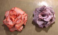 greatest flower tutorial I have found!!